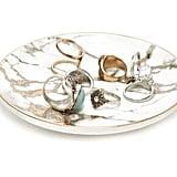 Forever 21 Metallic Marble Trinket Dish