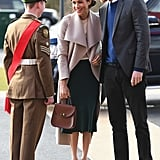 Prince Harry and Meghan Markle Visit Northern Ireland