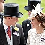 The Duke and Duchess of Cambridge, 2016