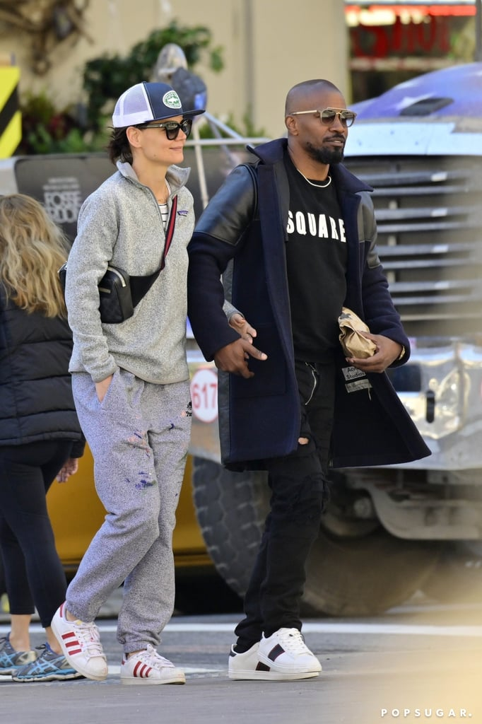 Katie Holmes and Jamie Foxx Can't Stop, Won't Stop Going on Cute Dates Together