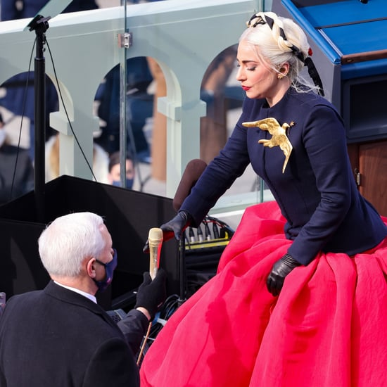 Twitter Reacts to Lady Gaga and Mike Pence at Inauguration