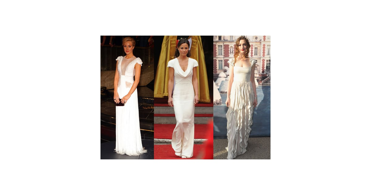 Wedding Fashion Inspiration From The Red Carpet The