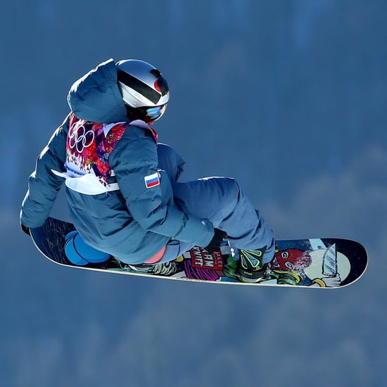 Olympic Snowboarder Alexey Sobolev Shares His Phone Number