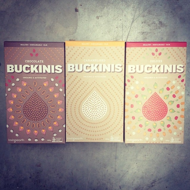 Buckinis have a new look. Source: Instagram user loving_earth