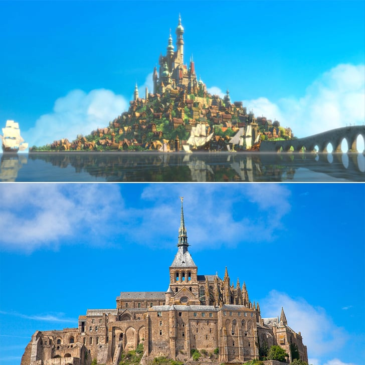 Real World Destinations That Inspired Disney Movies
