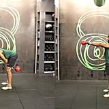 Kettlebell Circuit: 15 Minutes (Approximately)