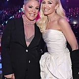 Pink and Gwen Stefani at the 2019 People's Choice Awards