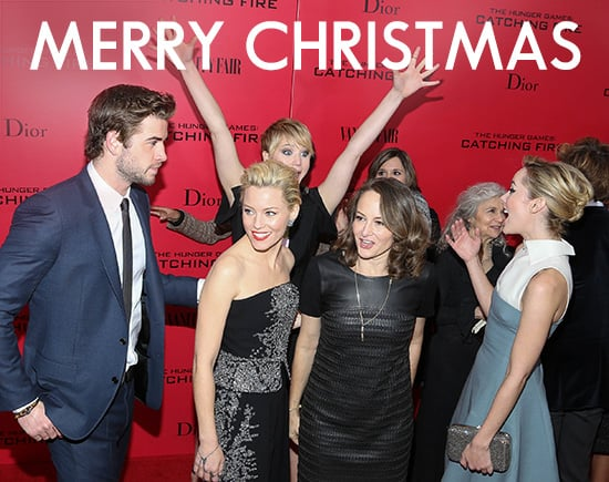 Merry Christmas From POPSUGAR Australia Celebrity 2013