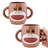Galerie Sock Monkey Coffee Mug