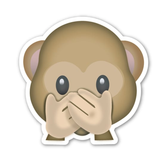 Monkey Emoji Question