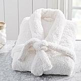 Teddy Bear Faux Fur Bath Robe