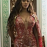 Beyoncé Performing at Ambani Wedding in India Pictures