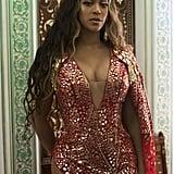 Beyoncé Performing at Ambani Wedding in India Pictures
