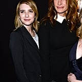 Julia Roberts and Emma Roberts posed together at the Jesus Henry Christ premiere.