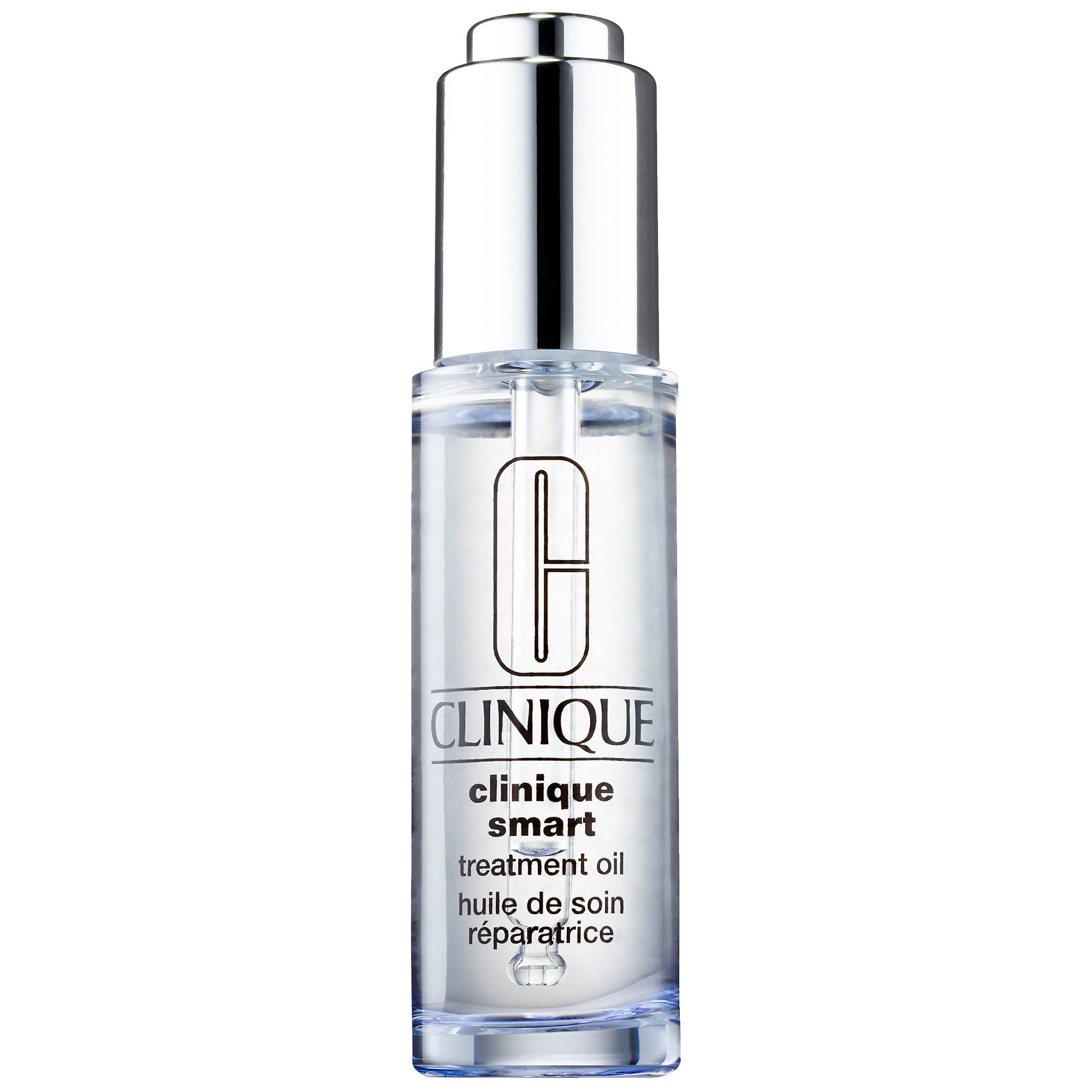 clinique smart treatment oil 75 new beauty products you need to snag this spring popsugar beauty. Black Bedroom Furniture Sets. Home Design Ideas
