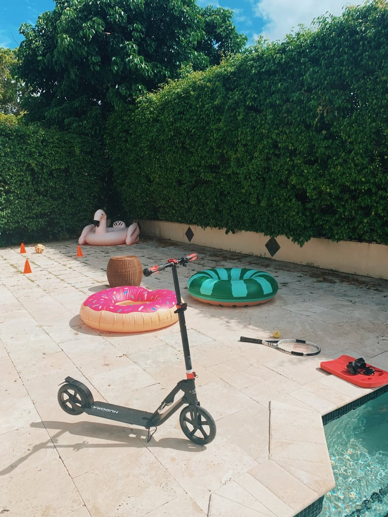 How to DIY a Backyard Obstacle Course For Kids