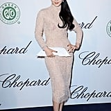 Fan Bingbing at the Chopard luncheon in Cannes.