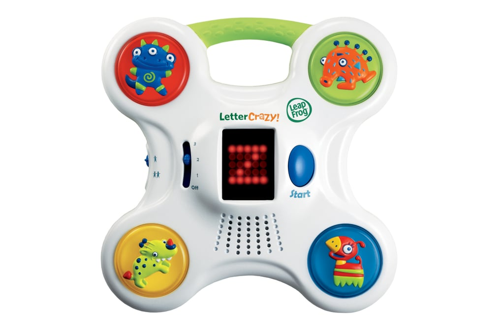 Letter Crazy! Phonics Game ($28)