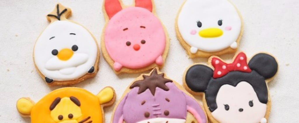This Baker Makes the Cutest Food Inspired by Disney and Sanrio Characters