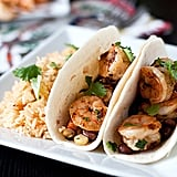 Chipotle Lime Grilled Shrimp Tacos