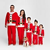 Holiday Santa Family Pajamas Collection