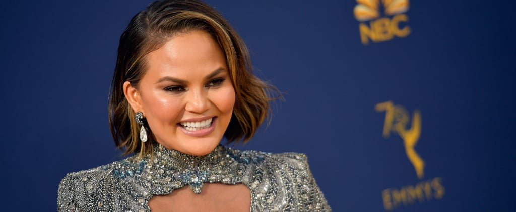 Chrissy Teigen Responds to Body-Shaming Tweet During Emmys