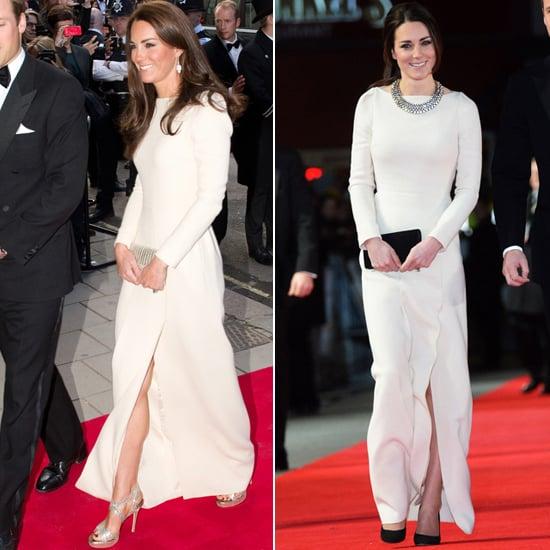 Kate Middleton in Roland Mouret