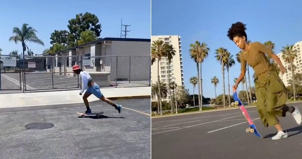 Beginner Skateboarding Tips From Skateboarder Briana King
