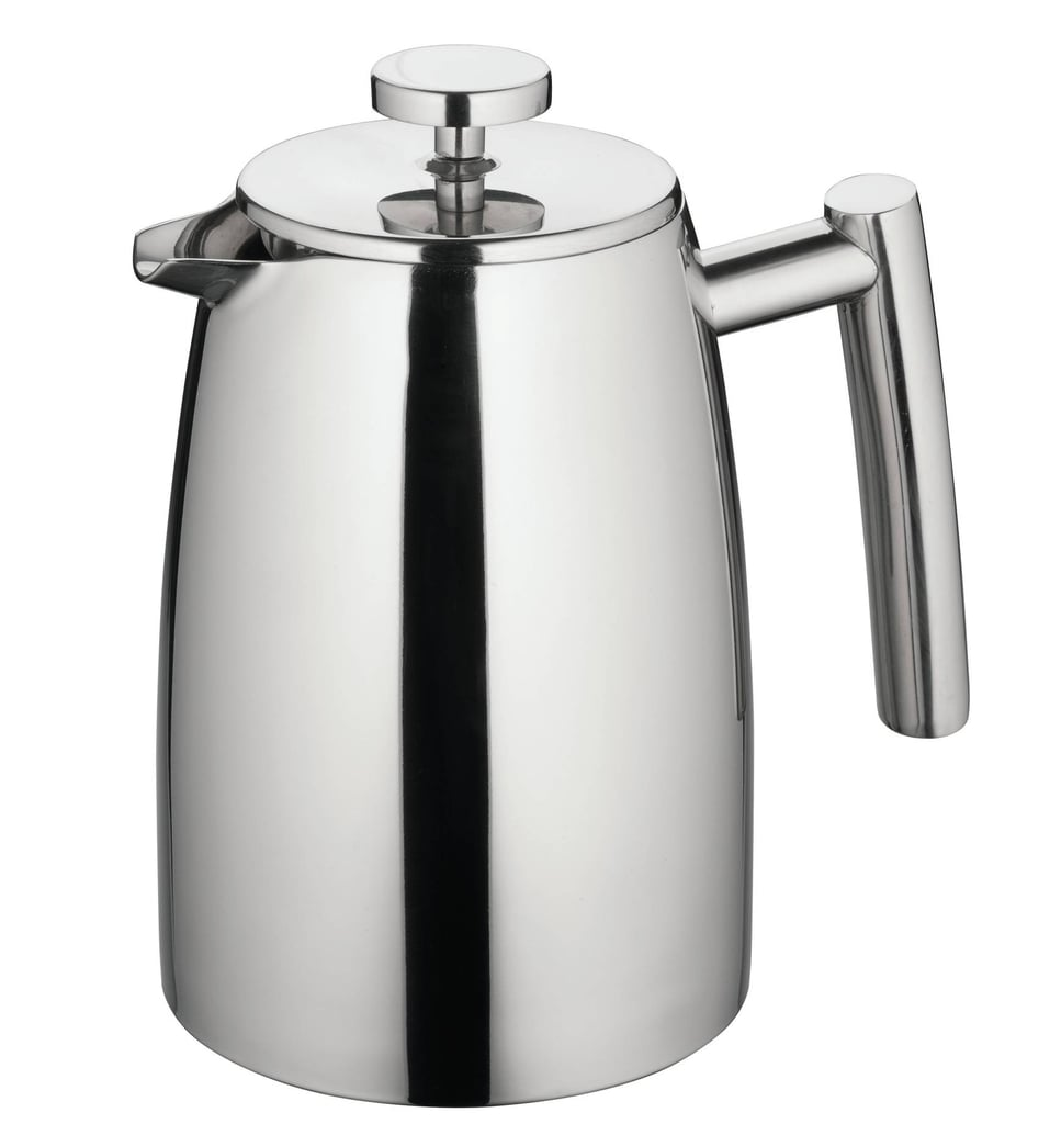 No need going out for a flat white when you've got a French press to keep you caffeinated.  Avanti Modena Twin Wall Coffee Plunger 1L ($94.95)