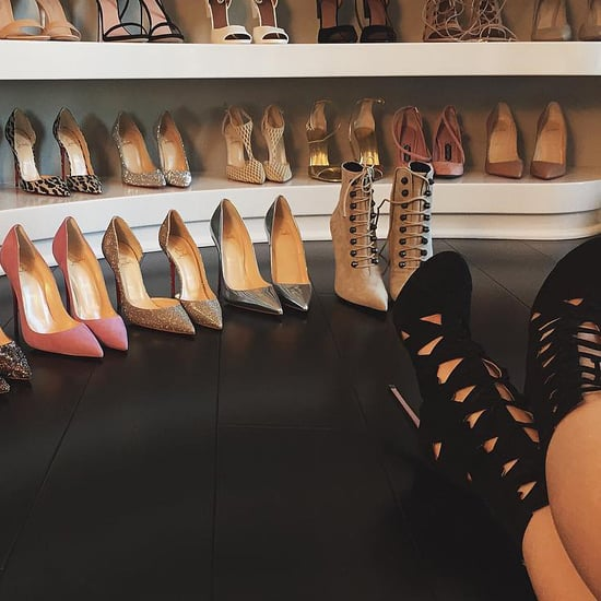 Kylie Jenner Just Went on a Major Shoe Shopping Spree