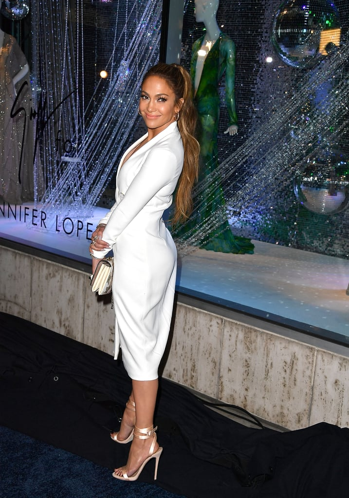 Jennifer Lopez Wears the 1 and Only Coat You'll Want and Need This Winter