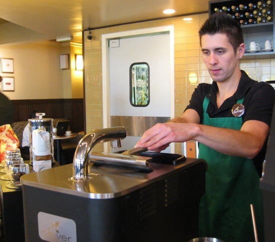 Starbucks's Small Batch Coffee Program Reaches Bay Area