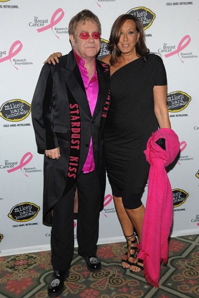 Pictures From the 2010 Hot Pink Party