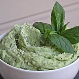 Potato Basil Puree