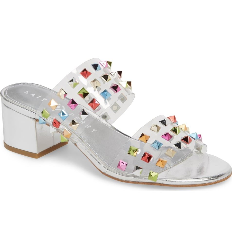 KATY PERRY COLLECTIONS The Kenzie Studded Sandals