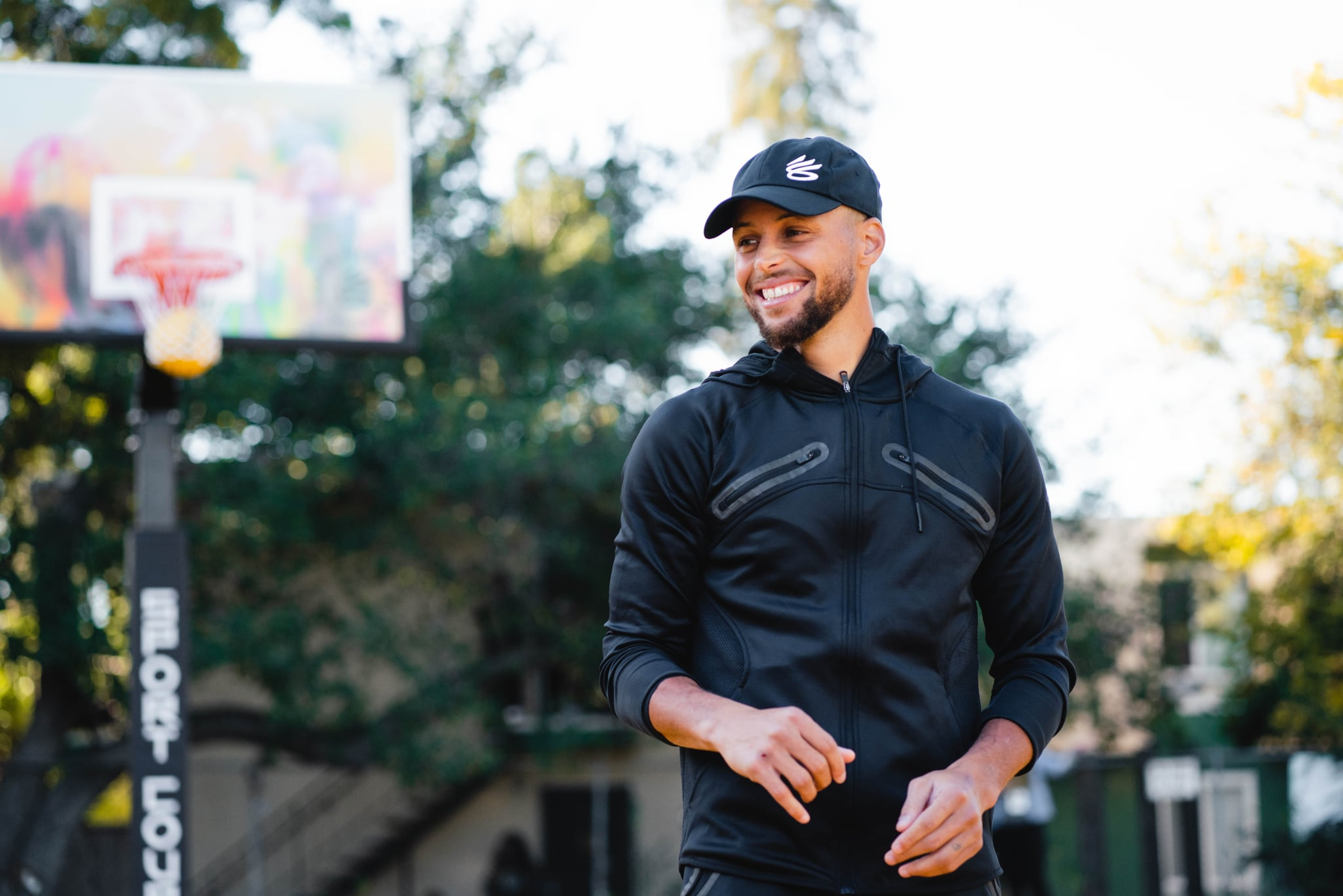 Under Armour and Steph Curry Launch Curry Brand 3