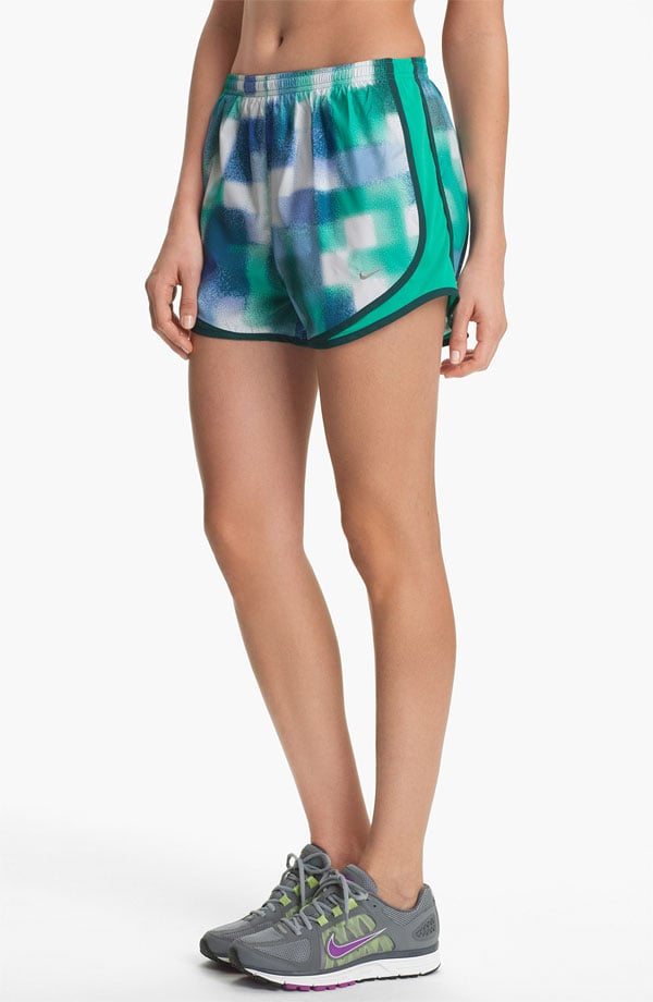 These cute Nike Tempo Shorts ($34) in a bright Spring print will continue to be your go-to pair to grab in the hot weather.
