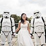 Elegant Star Wars Wedding