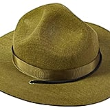 Mountie Olive Green Hat