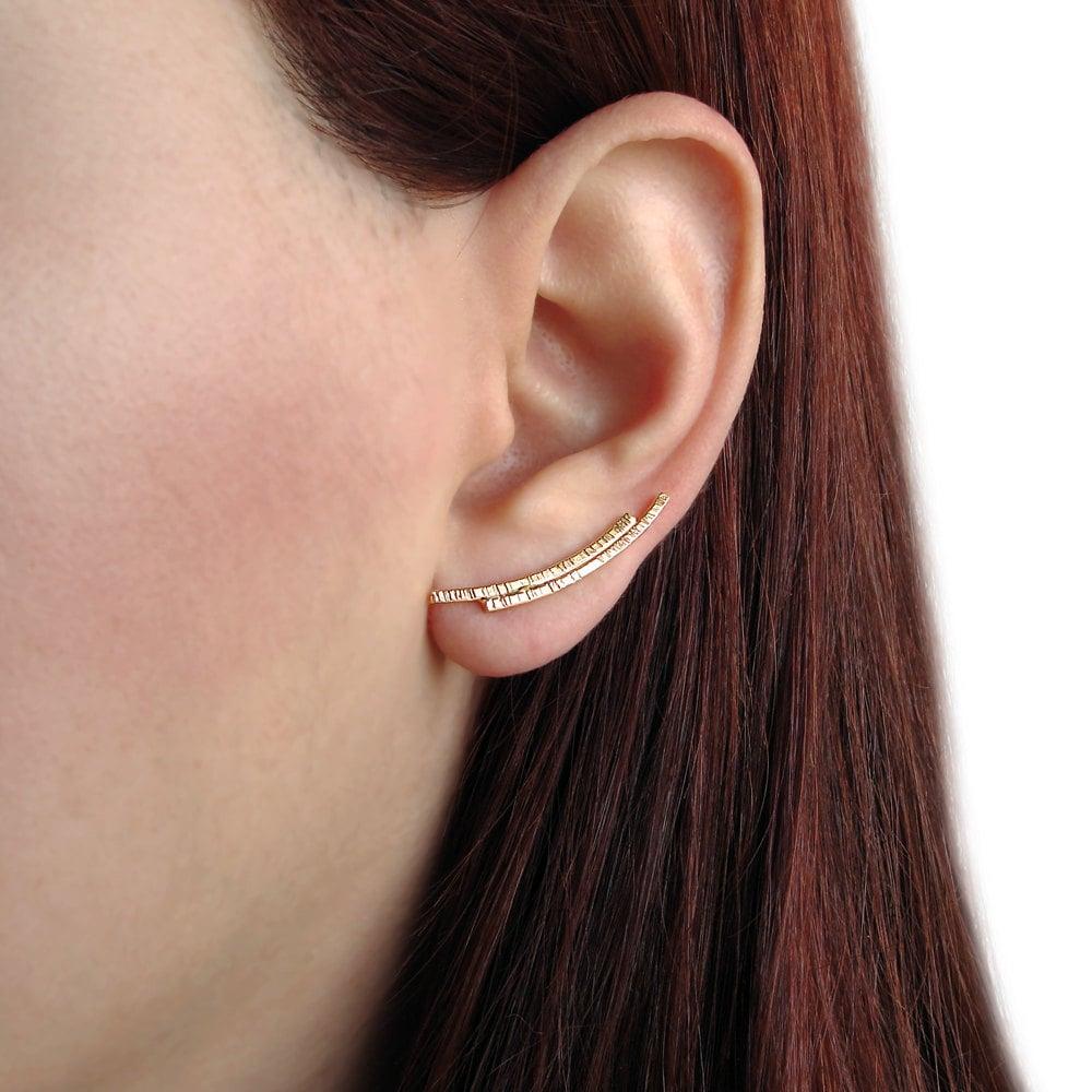 Libra: Ear Cuffs