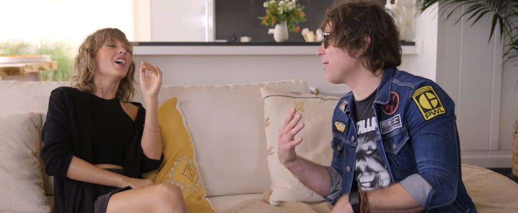 Ryan Adams Interviews Taylor Swift For GQ | Video