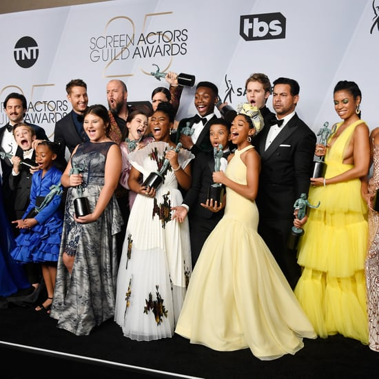 This Is Us Cast at the 2019 SAG Awards