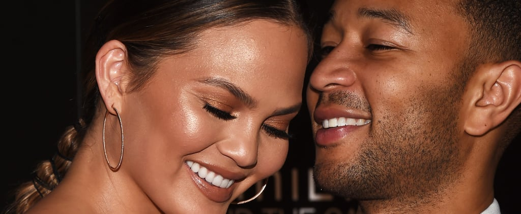 John Legend Could Easily Use a Photo From His Outing With Chrissy Teigen as an Album Cover