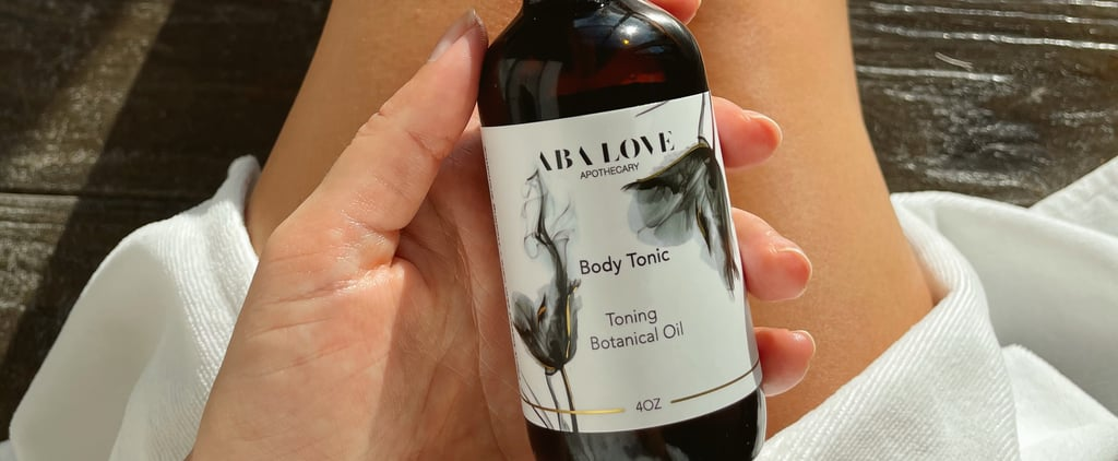 Aba Love Apothecary Body Tonic Toning Body Oil Review