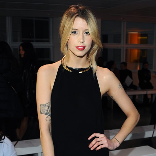 Peaches Geldof's Last Column Was on Loving Motherhood
