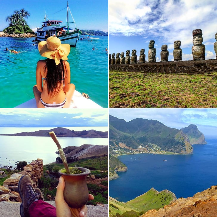 Best Islands in South America