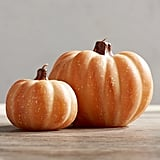 Pottery Barn Pumpkin Candle,
