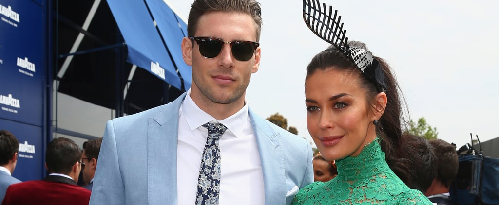 Megan Gale and Shaun Hampson Engaged