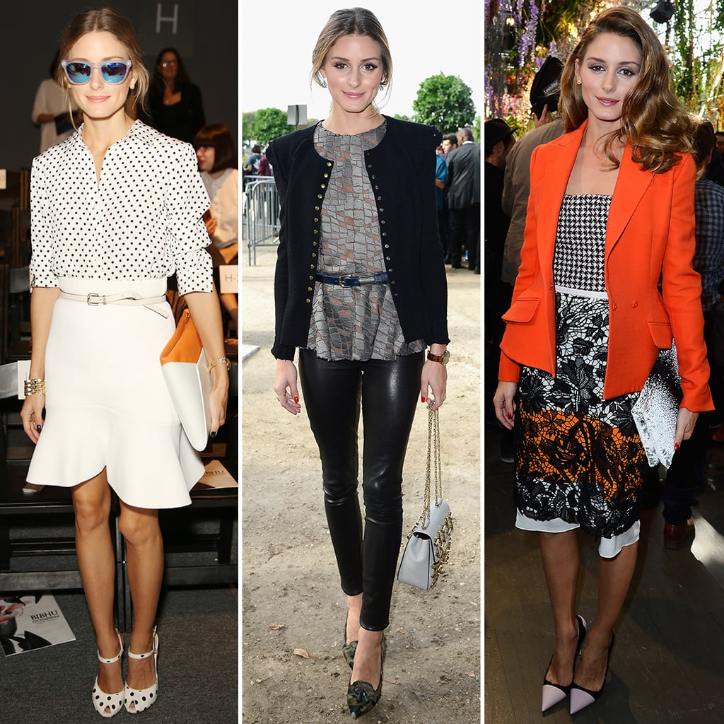 Isn't She Tired Yet!? See All of Olivia Palermo's Fashion Week Outfits