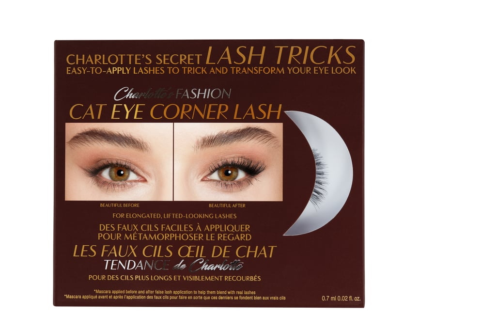 The 'Fashion Cat Eye Corner Lash'